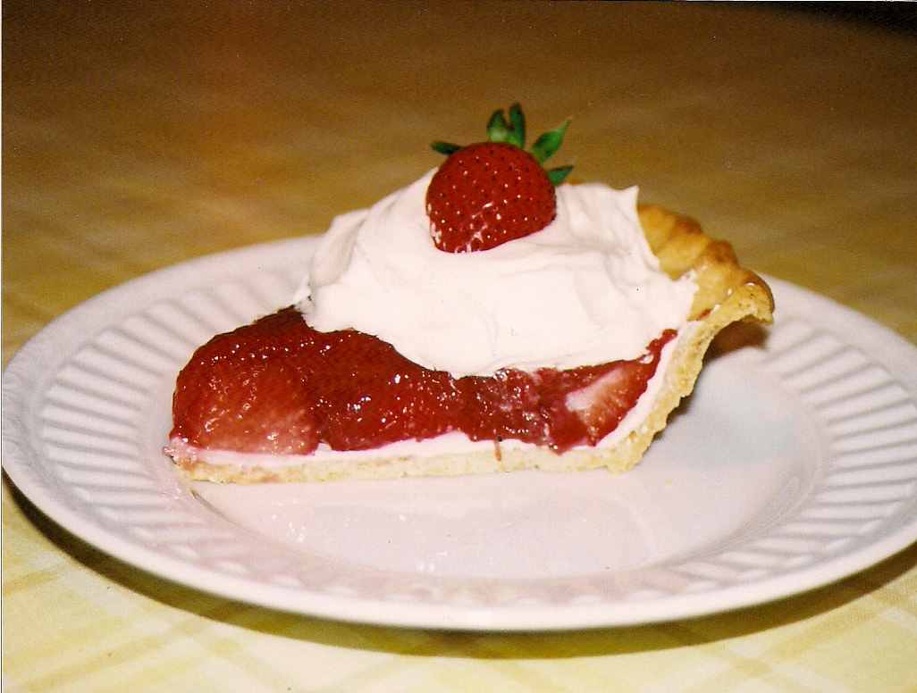 Strawberry Pie Recipe Filled With Memories | Not Another Food Blog